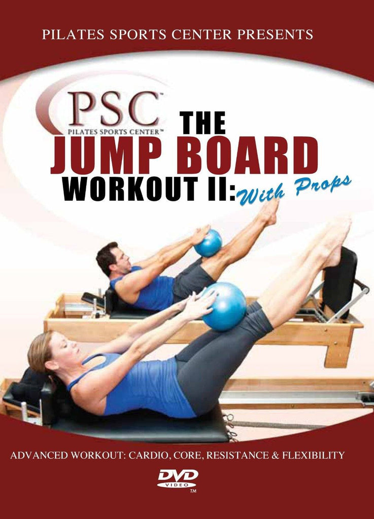The Jump Board Workout II: With Props - Collage Video