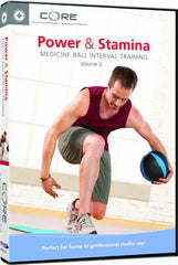 Stott Pilates: Power & Stamina Medicine Ball Interval Training Vol 2 - Collage Video