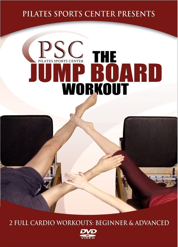 The Jump Board Workout - Collage Video