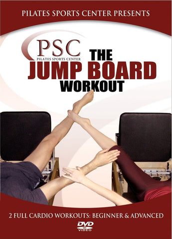 The Jump Board Workout