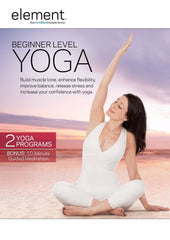 Element: Beginner Level Yoga - Collage Video