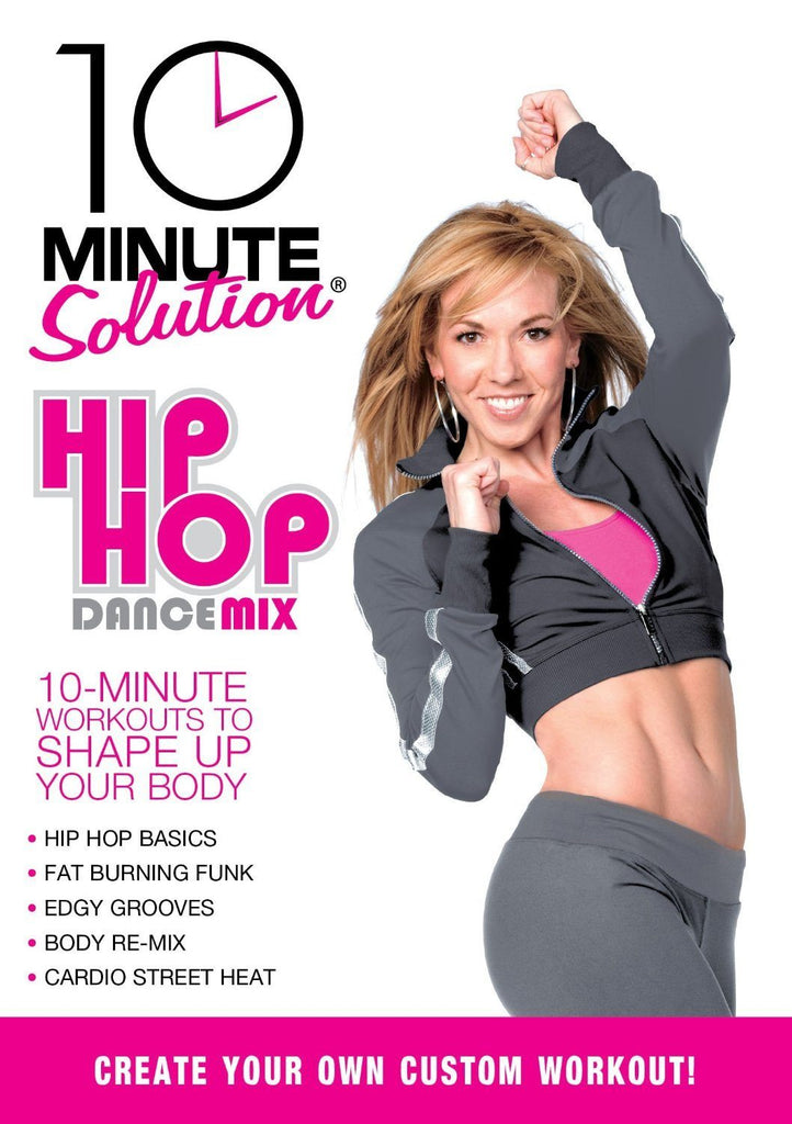 10 Minute Solution: Hip Hop Dance Mix - Collage Video