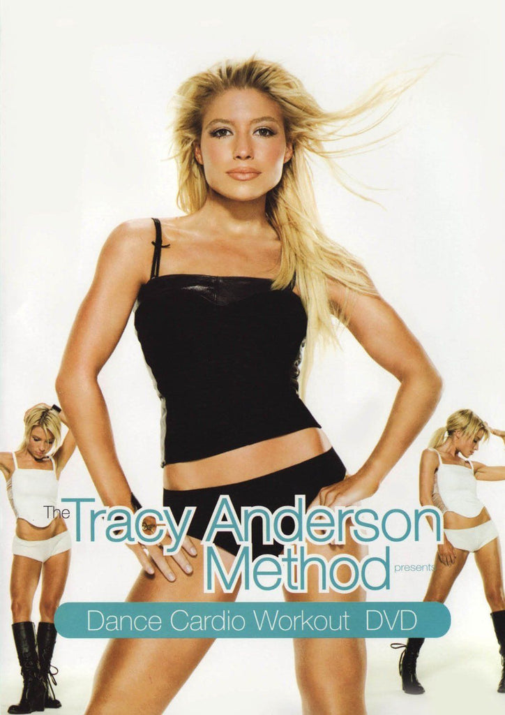 Tracy Anderson Method: Dance Cardio Workout - Collage Video