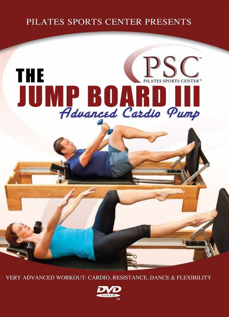 The Jump Board Workout III: Advanced Cardio - Collage Video