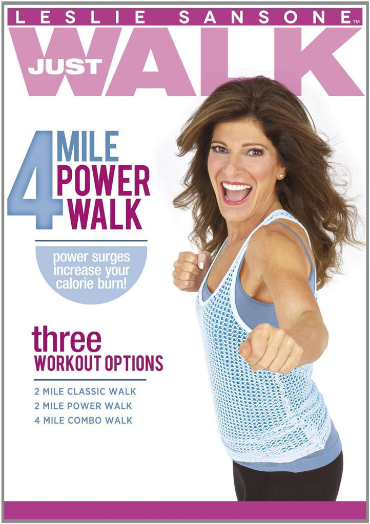 Leslie Sansone's Just Walk 4 Mile Power Walk - Collage Video