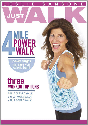 Leslie Sansone's Just Walk 4 Mile Power Walk