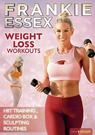Weight Loss Workouts with Frankie Essex - Collage Video