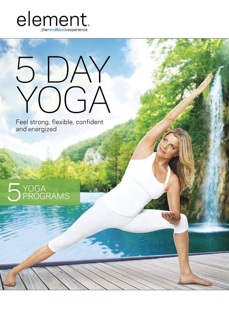 Element: 5 Day Yoga - Collage Video
