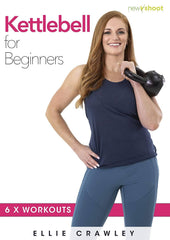Kettlebell for Beginners with Ellie Crawley - Collage Video