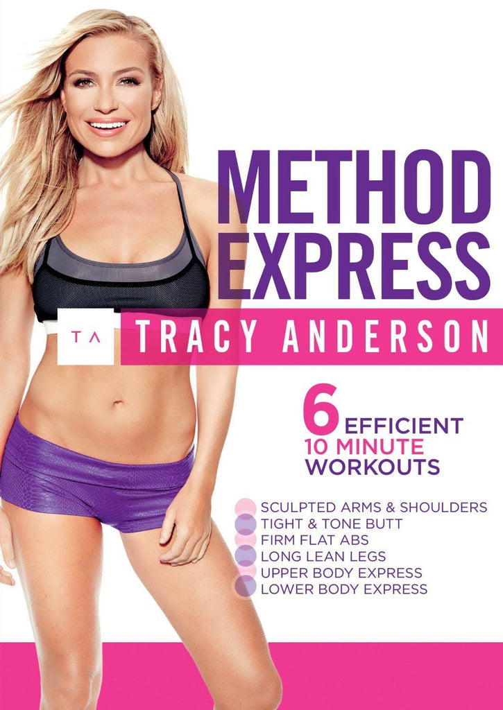 Tracy Anderson: Method Express - Collage Video