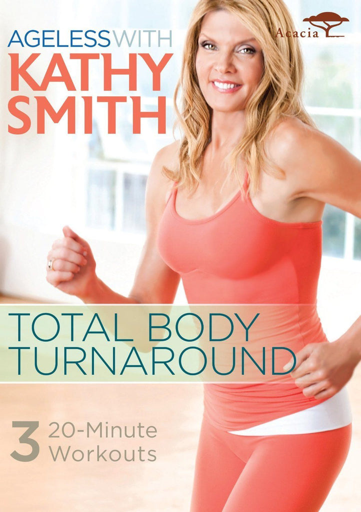 Kathy Smith's Ageless Total Body Turnaround - Collage Video