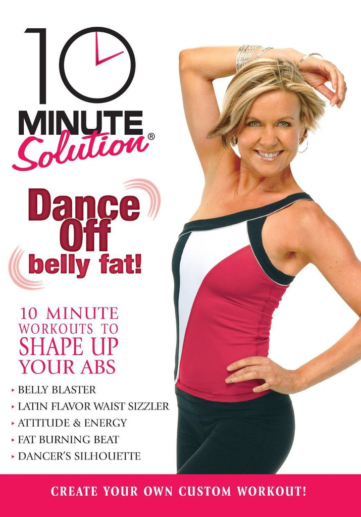 10 Minute Solution: Dance Off Belly Fat - Collage Video