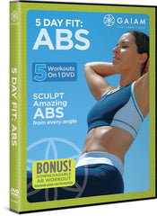 (Excellent Value!) 5 Day Fit: Abs - Collage Video