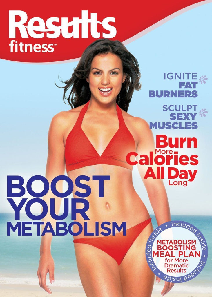 Results Fitness: Boost Your Metabolism - Collage Video