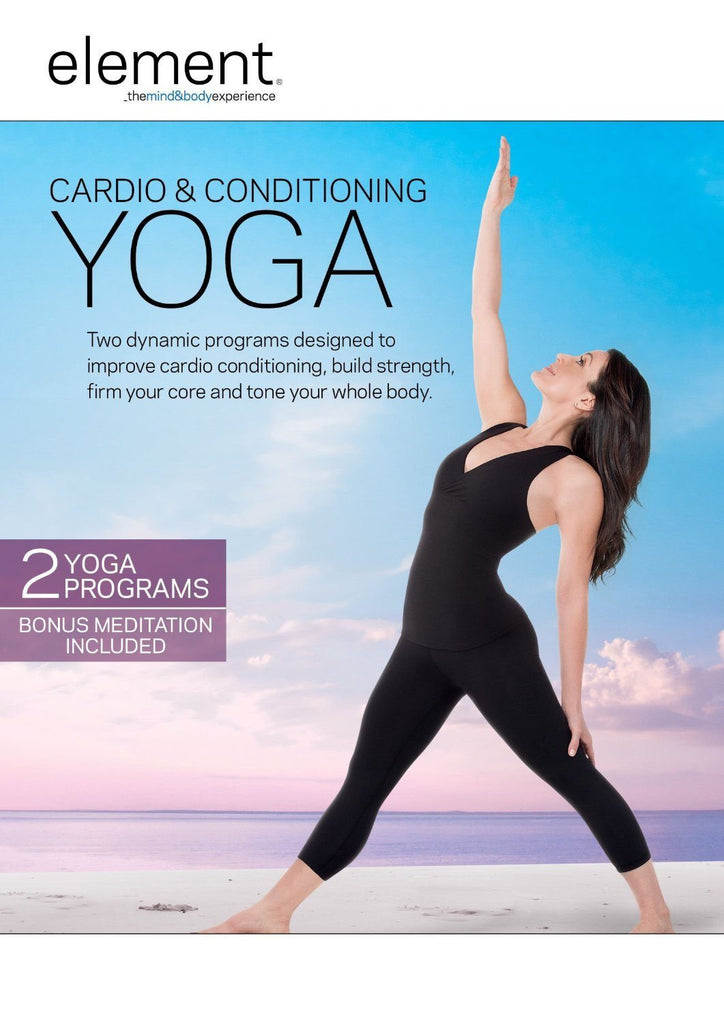 Element: Cardio & Conditioning Yoga - Collage Video