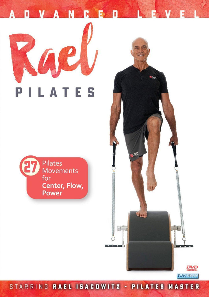 Rael Pilates System: Advanced 27 Movements - Collage Video