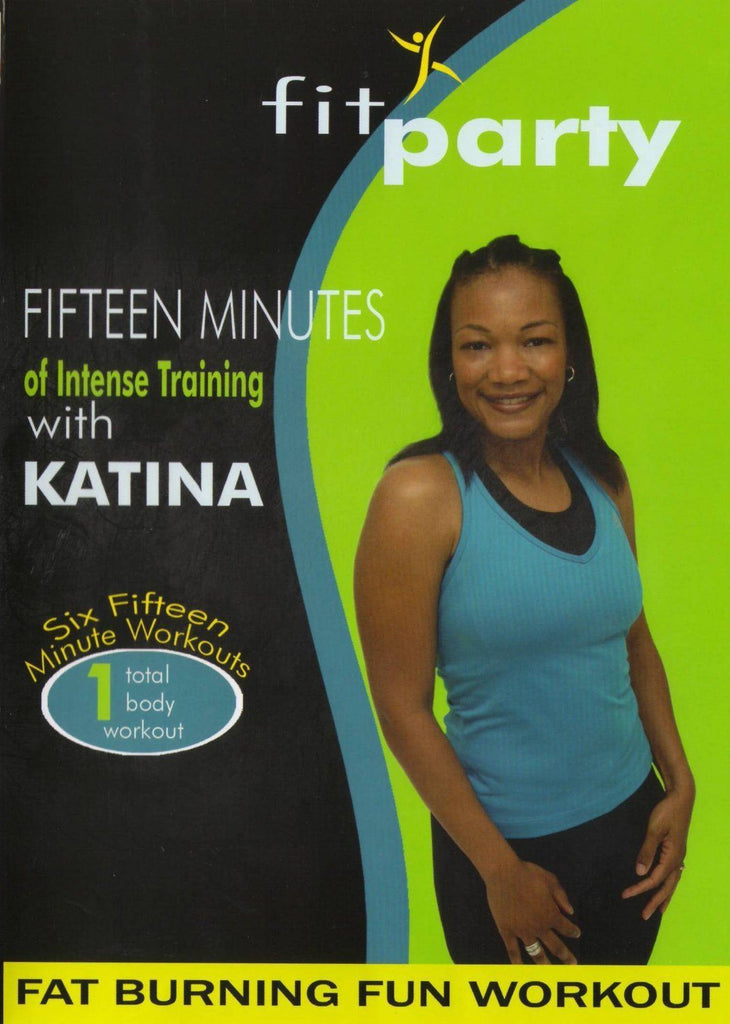 Katina Hunter: Fit Party Fat Burning Fun - Collage Video