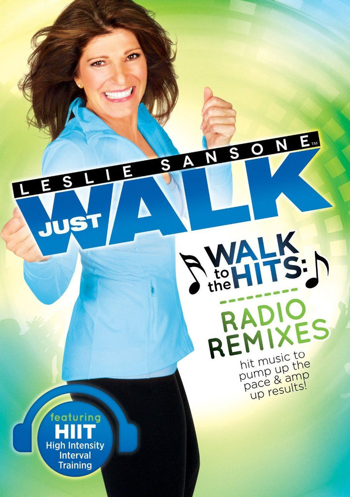 Leslie Sansone's Walk to the Hits Radio Remixes - Collage Video