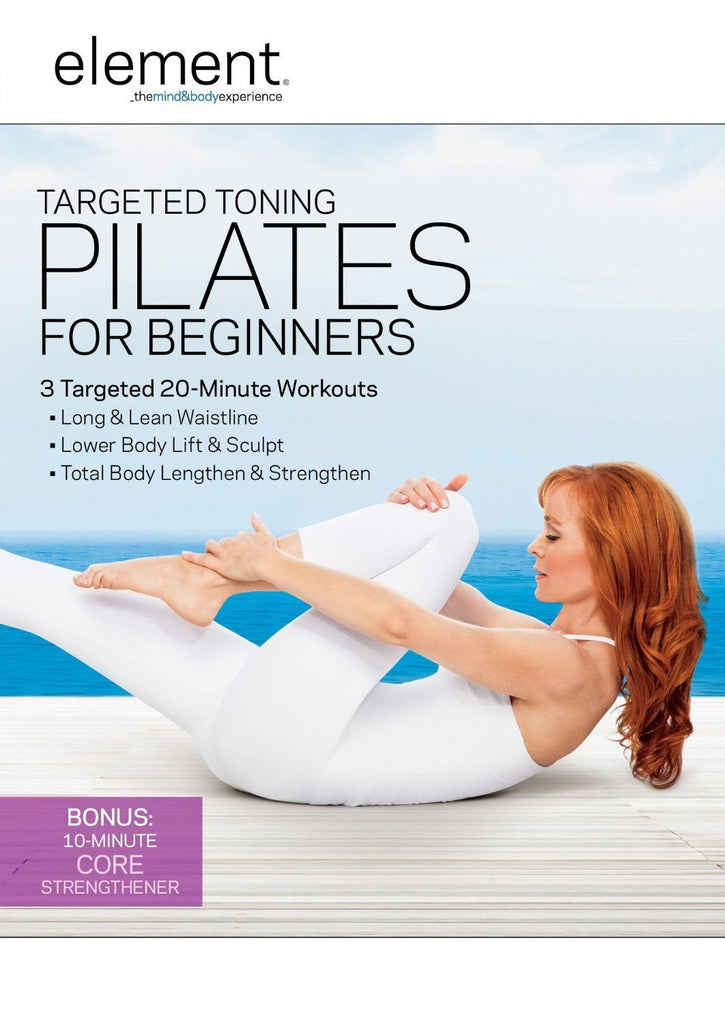 Element: Targeted Toning Pilates for Beginners - Collage Video