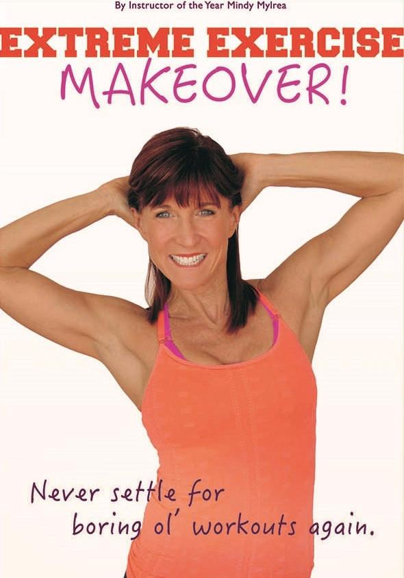 Mindy Mylrea: Extreme Exercise Makeover - Collage Video