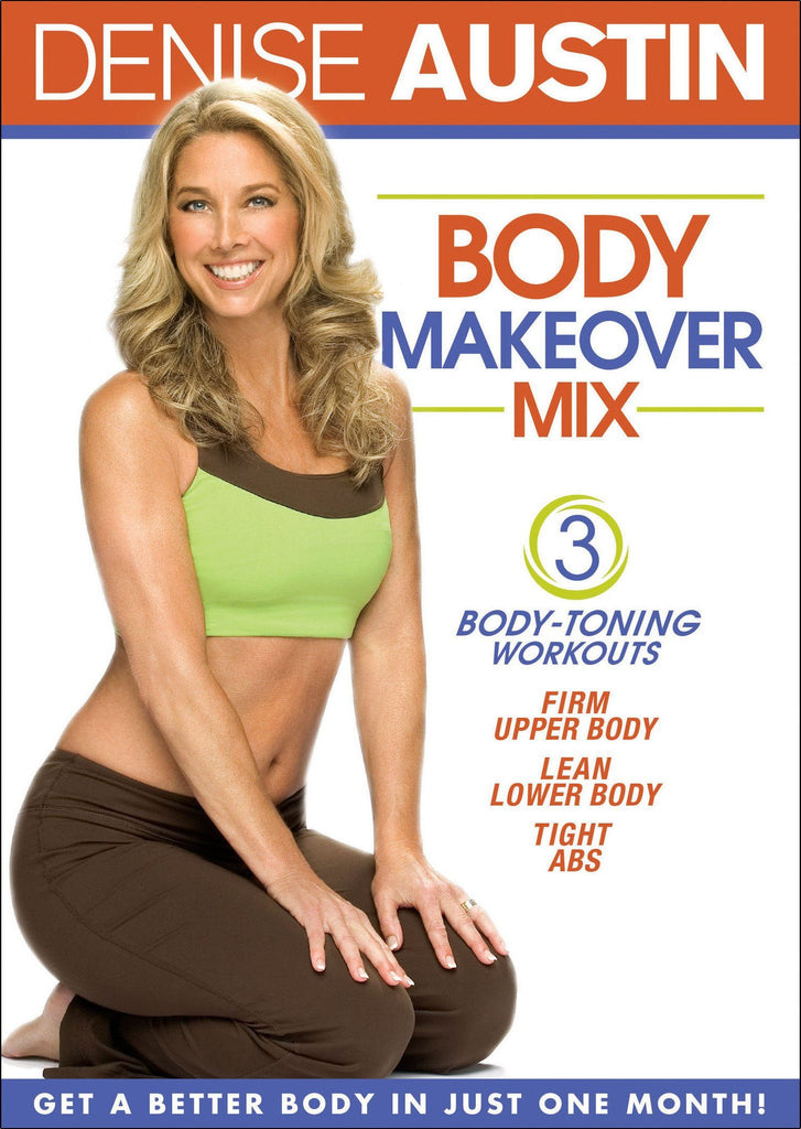 Denise Austin's Body Makeover Mix - Collage Video