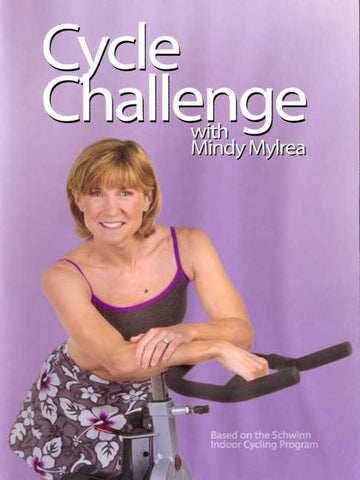 Mindy Mylrea: Cycle Challenge