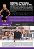 (Preorder) Jari Love's Get RIPPED! & Jacked: The Boomer Workout - Collage Video