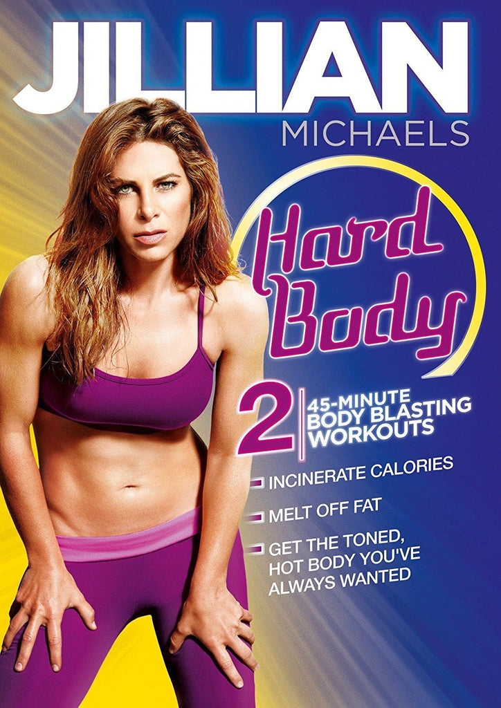 Jillian Michaels' Hard Body - Collage Video