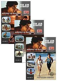 Gilad's Classic TV Shows Vol. 7, 8 and 9 Bundle - Collage Video