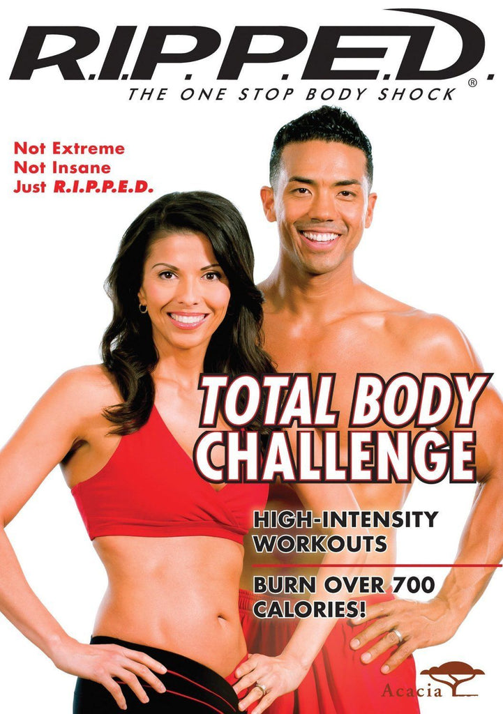R.I.P.P.E.D. Total Body Challenge - Collage Video