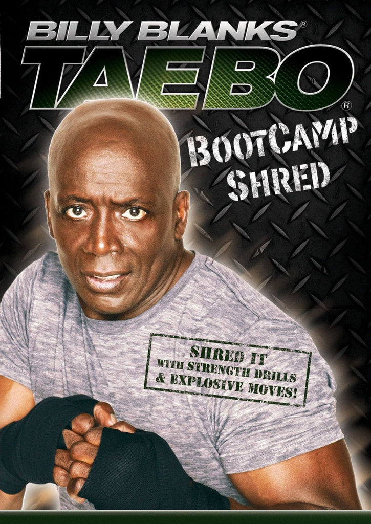 Billy Blanks' Tae Bo Bootcamp Shred - Collage Video