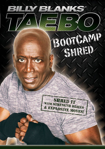 Billy Blanks' Tae Bo Bootcamp Shred