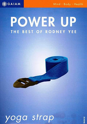 Yoga Strap: Power Up