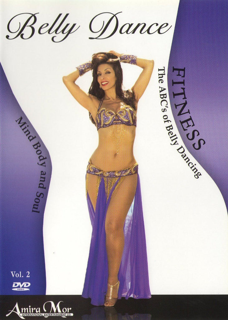 Amira Mor: Belly Dance For Fitness - Collage Video