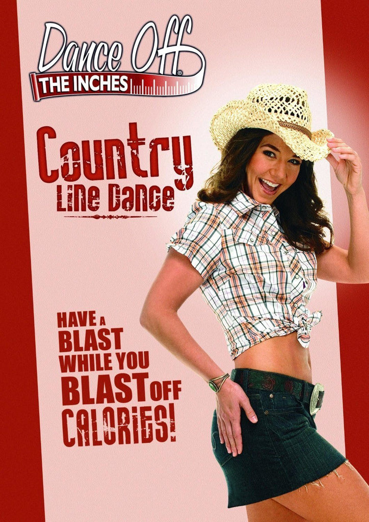 Dance Off the Inches: Country Line Dance (D) - Collage Video