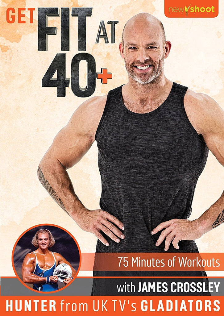 Get Fit At 40+ with James Crossley - Collage Video