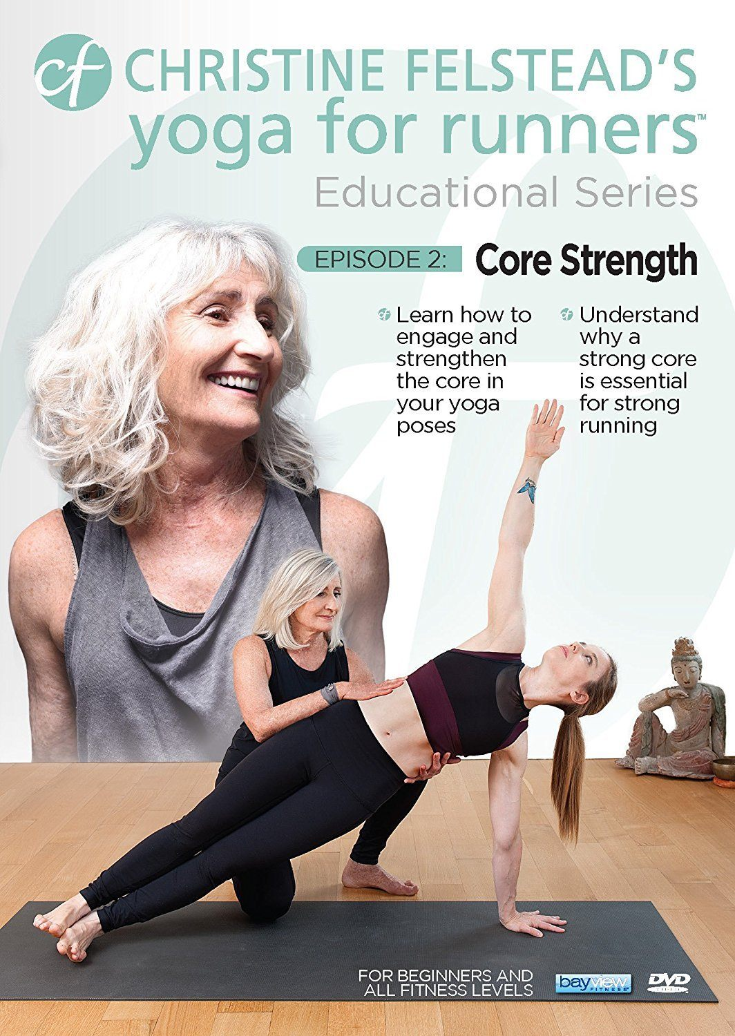 Yoga for Runners: Core Strengthening Workout | Collage Video