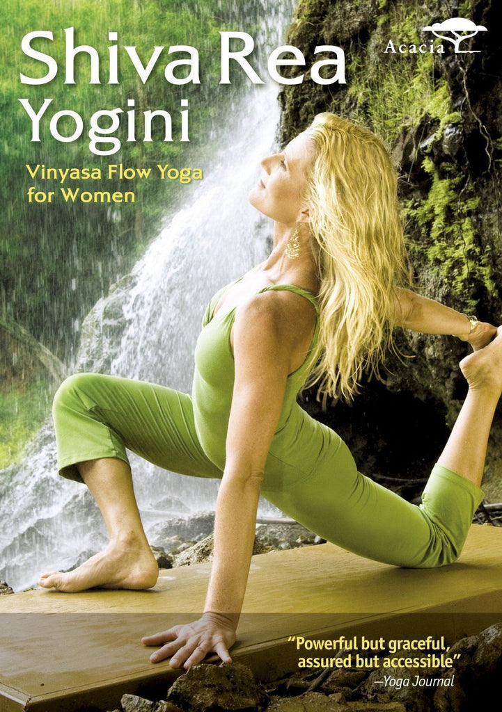 Shiva Rea's Yogini Vinyasa Flow Yoga for Women - Collage Video