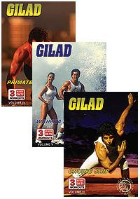 Gilad's Classic TV Shows Vol. 4, 5 and 6 Bundle - Collage Video
