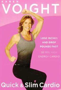 Karen Voight: Quick & Slim Cardio - Collage Video