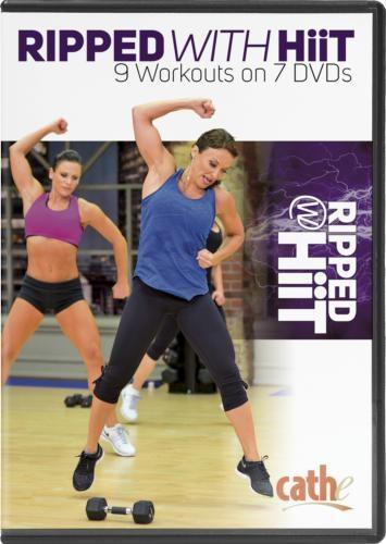 Cathe Friedrich's Ripped with HiiT: Discount Bundle