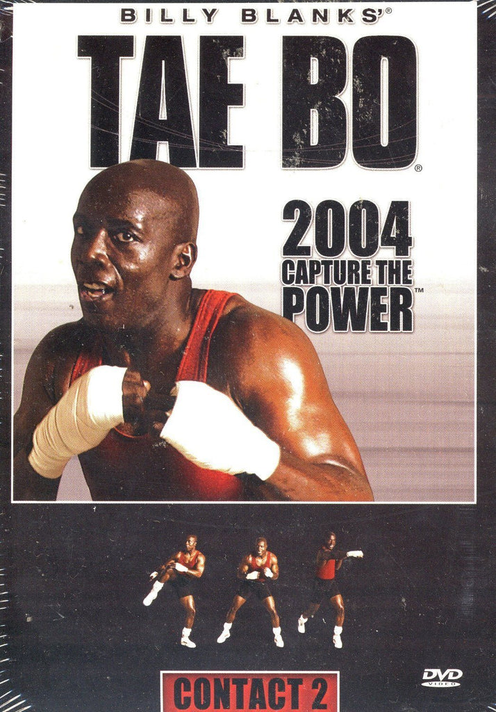 Tae Bo Contact 2: 2004 Capture the Power - Collage Video