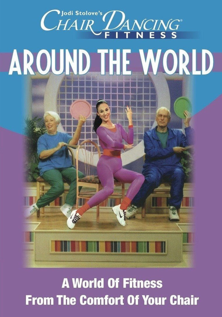 Chair Dancing: Around The World - Collage Video