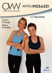 Older Wiser Workouts: With Pizzazz - Collage Video