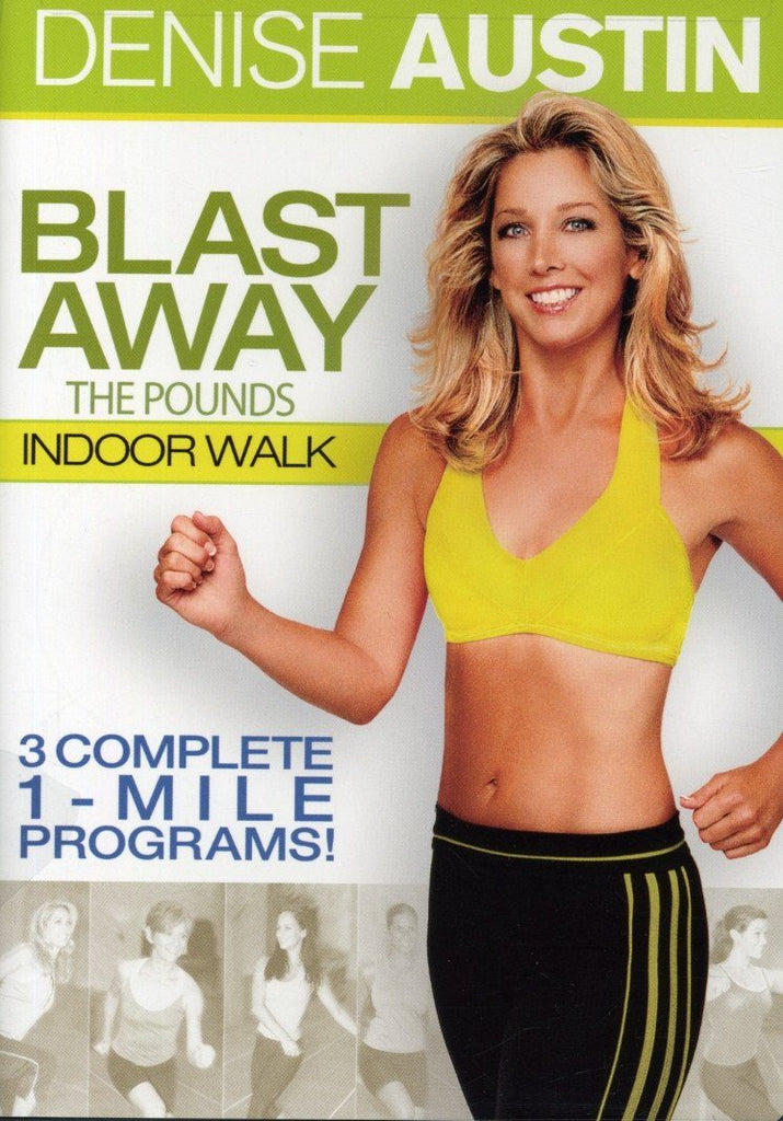 Denise Austin: Blast Away the Pounds Indoor Walk - Collage Video