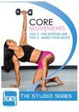 Tracie Long's Core Movements 3 & 4 - Collage Video