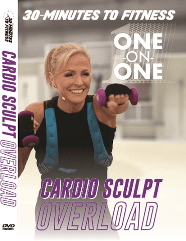 30-Minutes to Fitness: Cardio Sculpt Overload