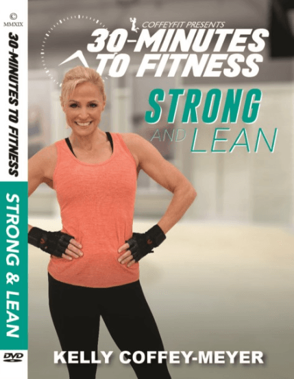 30 Minutes To Fitness: Strong & Lean - Collage Video
