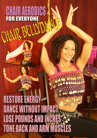 Chair Aerobics for Everyone - Chair Bellydance
