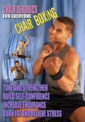 Chair Aerobics for Everyone - Chair Boxing - Collage Video